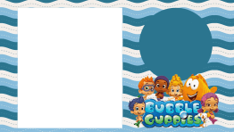 Marco Foto Bubble Guppies 4