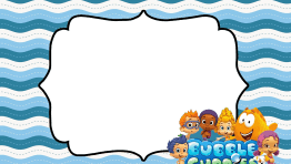 Marco Foto Bubble Guppies 5