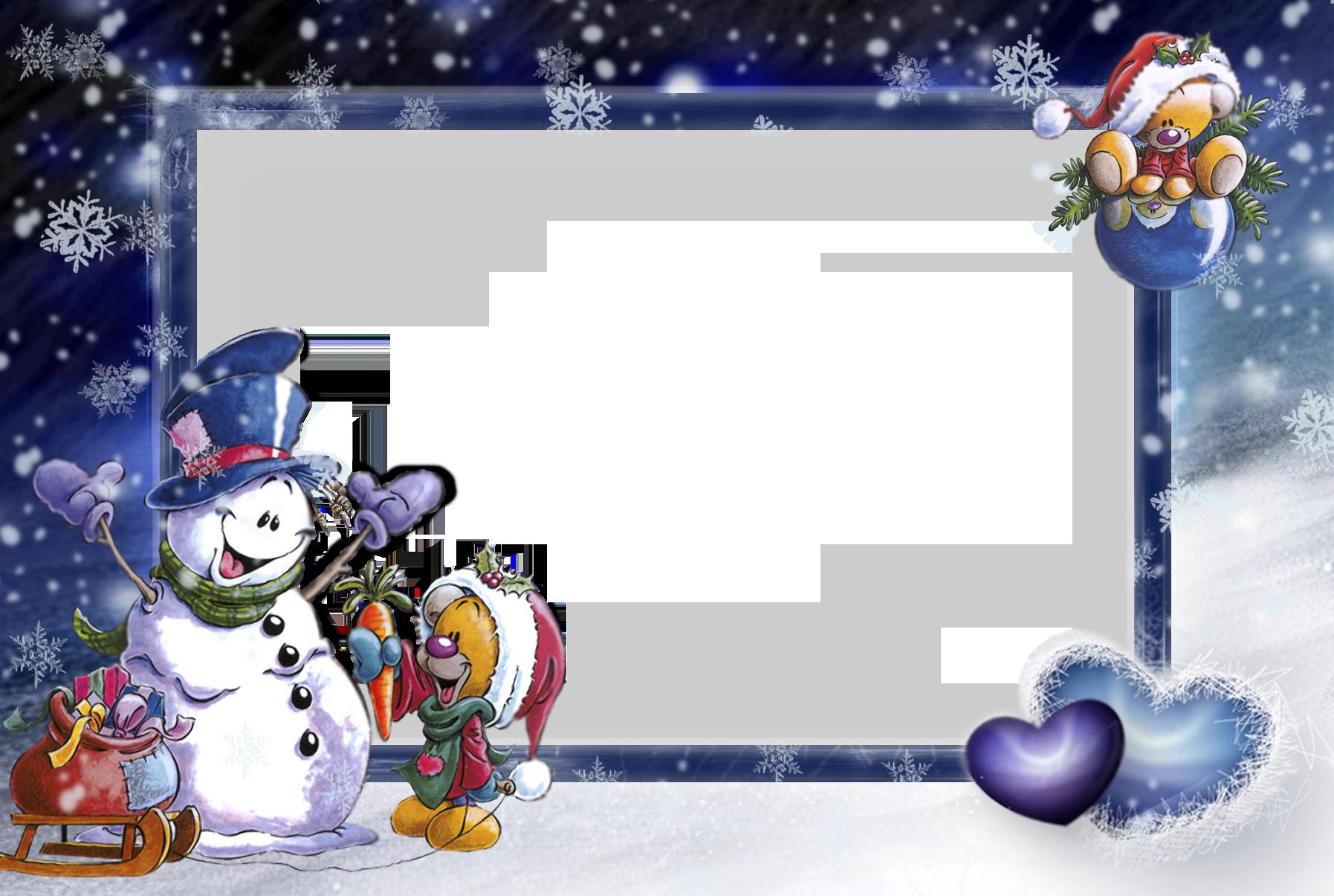 Marcos navideños para bajar