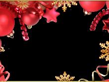 Marcos De Navidad Para Tarjetas De Invitacion 1