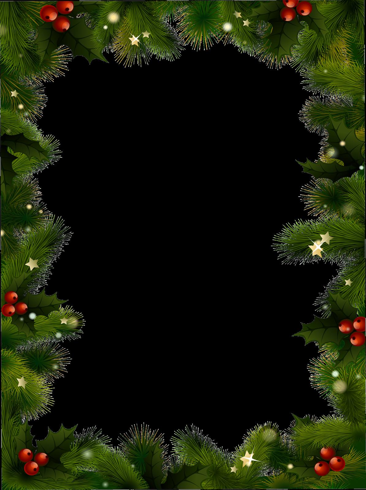 marcos de navidad para editar