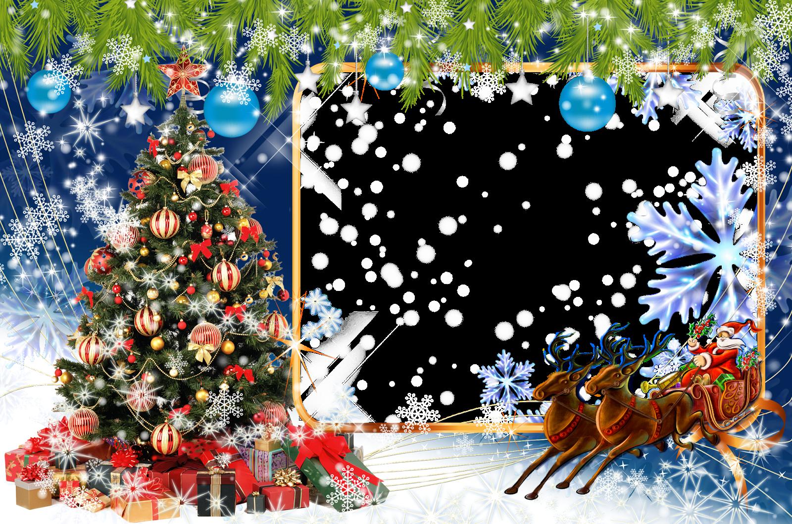 marco fiesta navideña