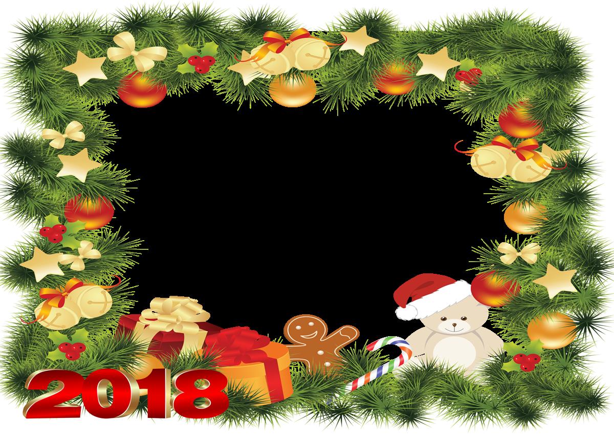 marcos fotograficos de navidad