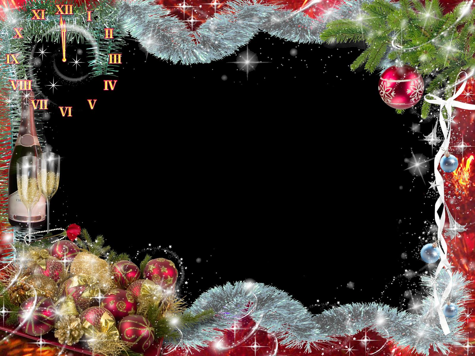 descargar marcos de navidad