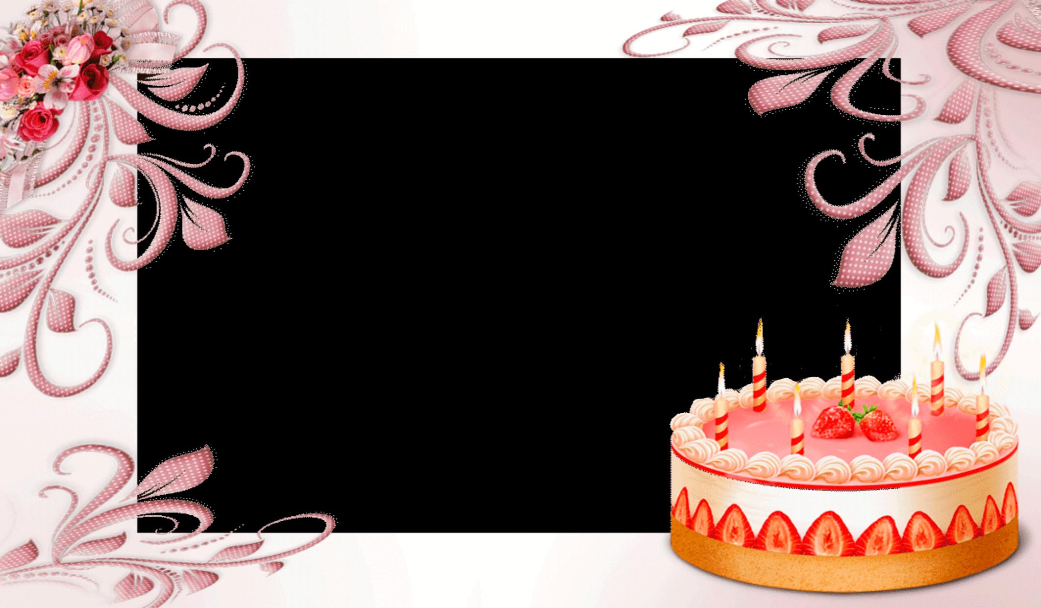 Marco Rosa con Tarta de Cumpleaños