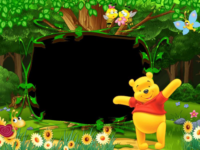 Kids frame Winnie_The_Pooh 013