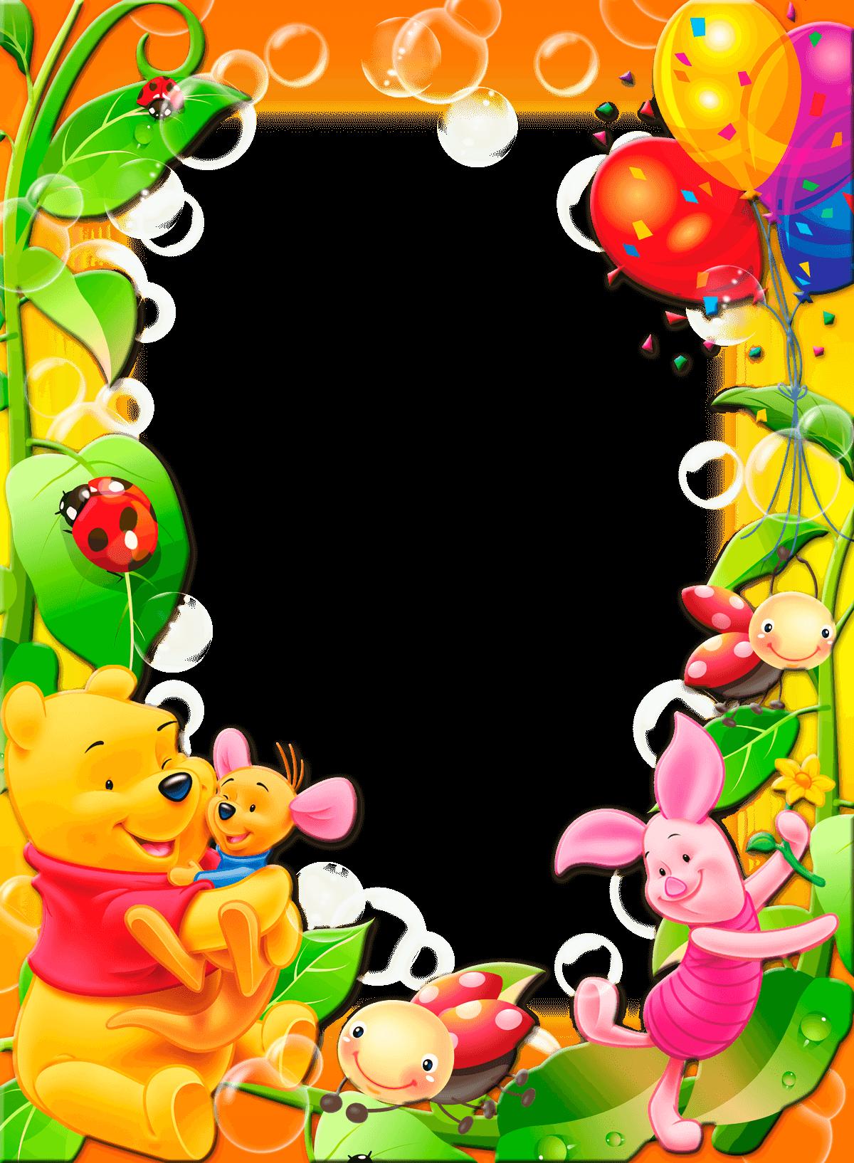 Kids frame Winnie_The_Pooh 014