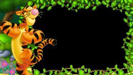 Kids frame Winnie_The_Pooh 02