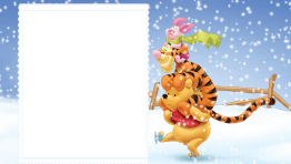 Kids frame Winnie_The_Pooh 04