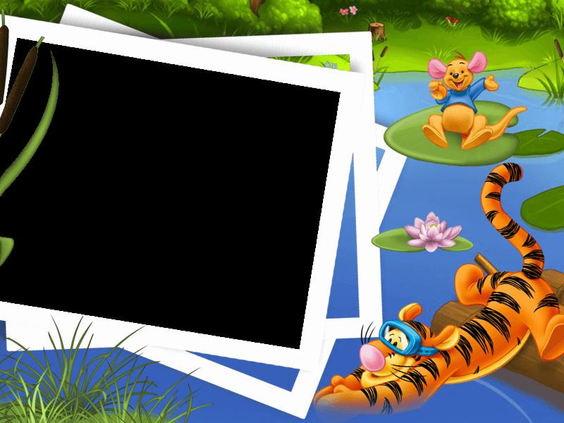Kids frame Winnie_The_Pooh 05