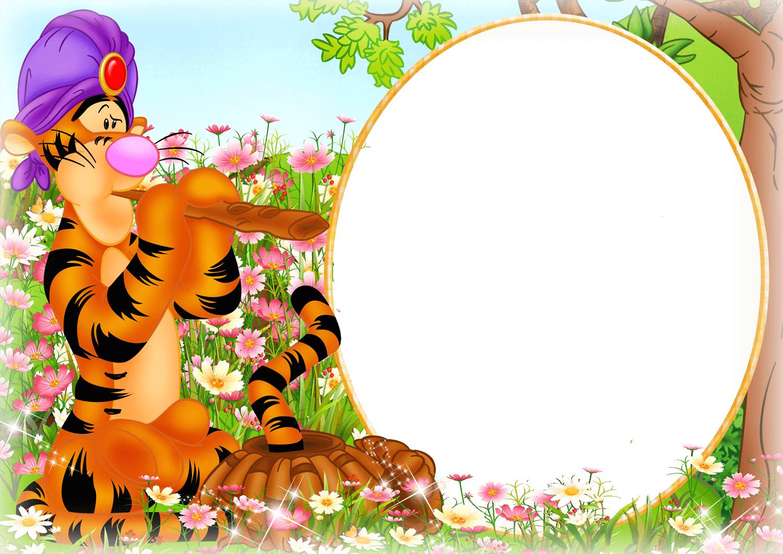 Kids frame Winnie_The_Pooh 06