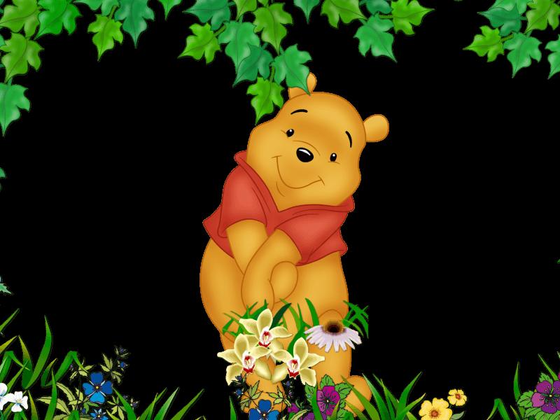 Kids frame Winnie_The_Pooh 09