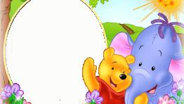 Kids frame Winnie_The_Pooh