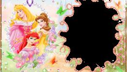 Marco Foto Princesas Disney