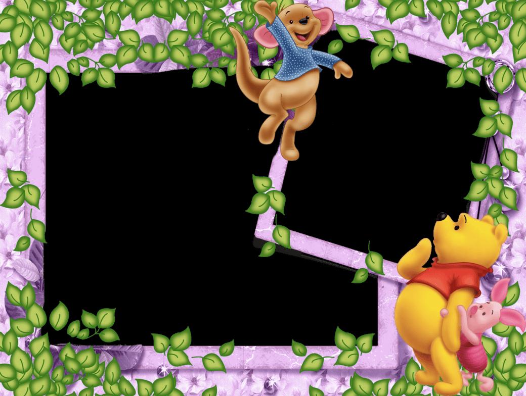 Pooh | Descargar Marcos