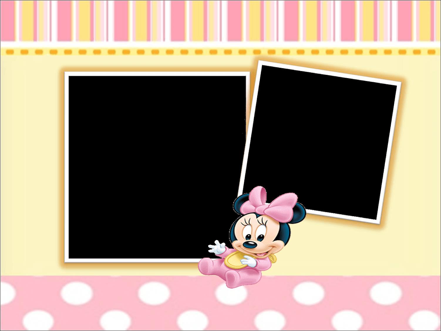 Marco de mickey mouse descargar marcos - Marcos fotos bebes ...