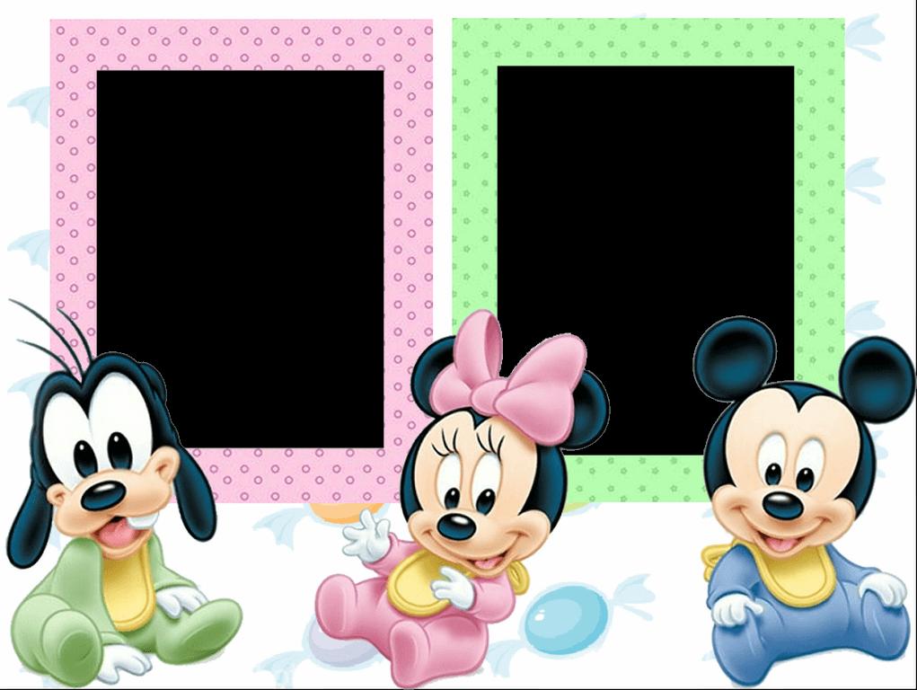 Marco Foto Disney Baby 3 | Descargar Marcos