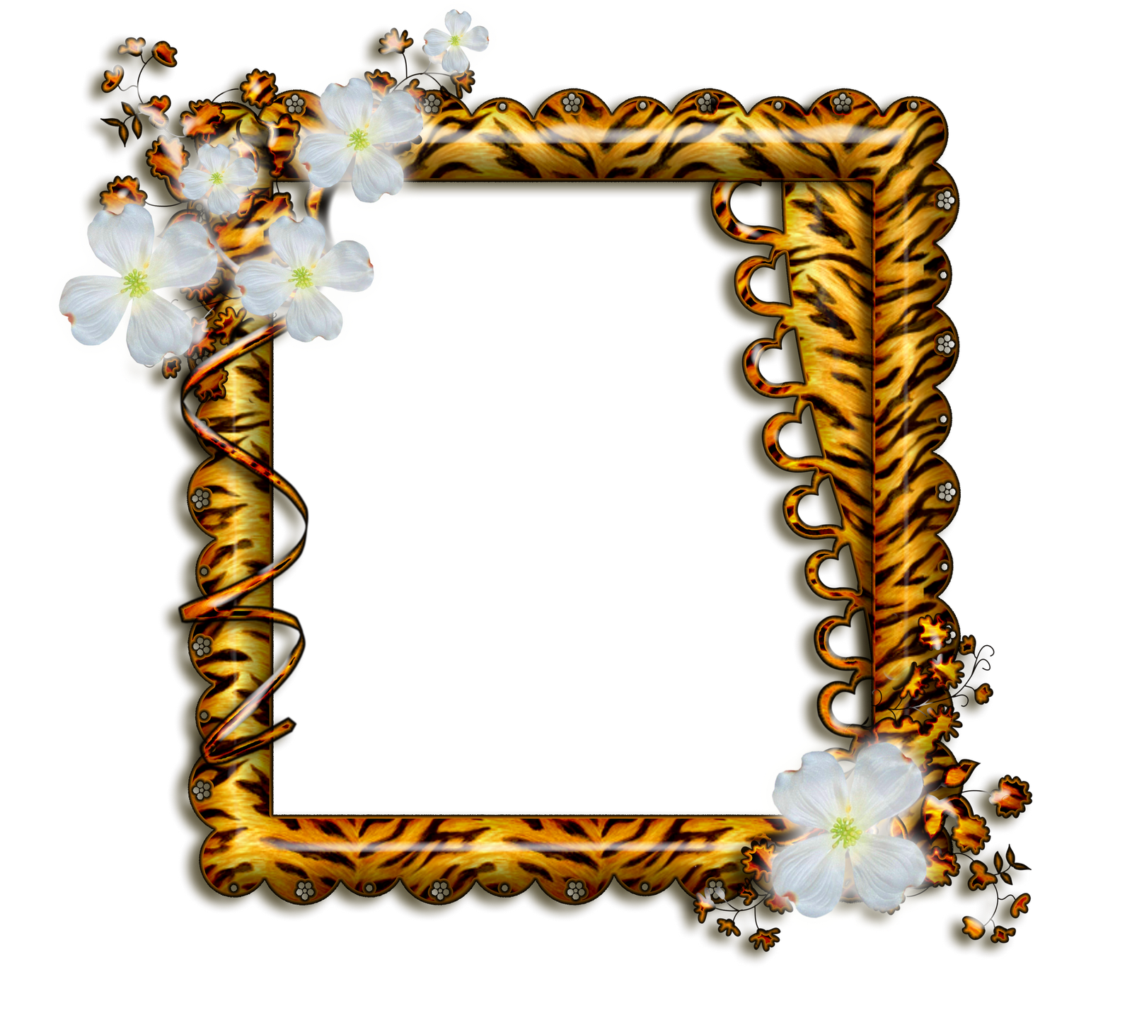 Flores descargar marcos - Marcos clasicos para fotos ...