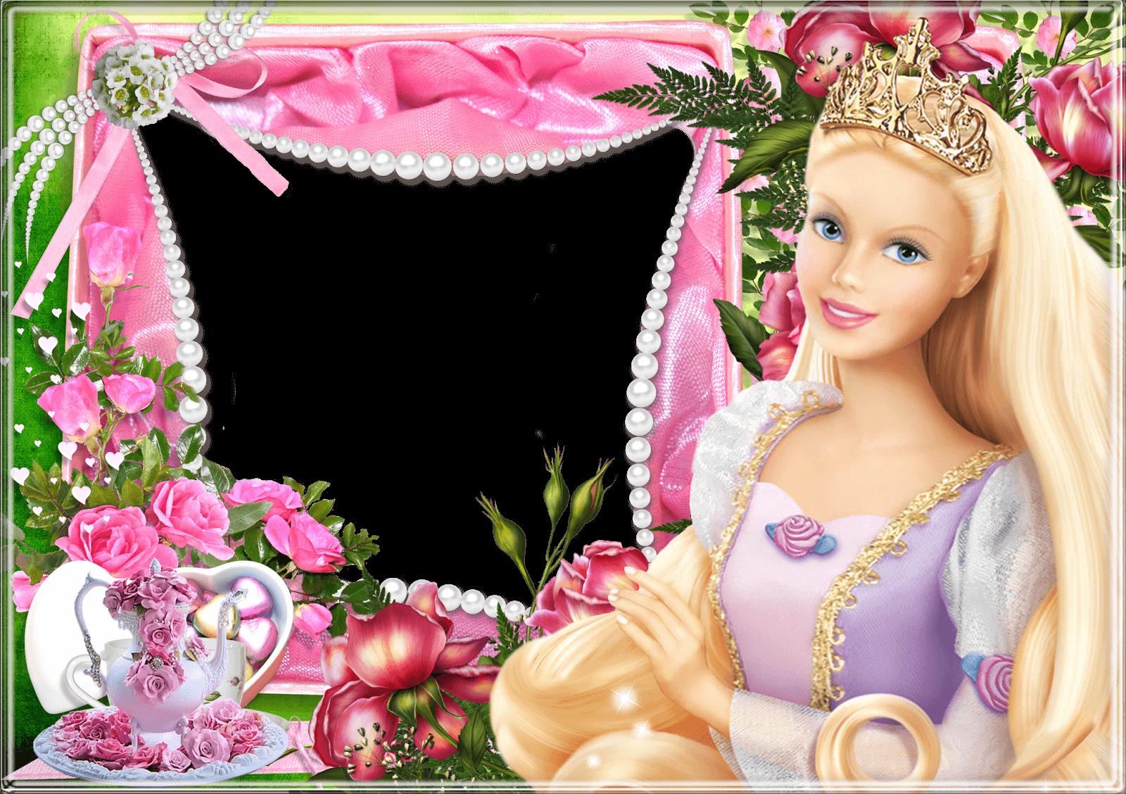 DESCARGA YA! Marco de Barbie | Descargar Marcos