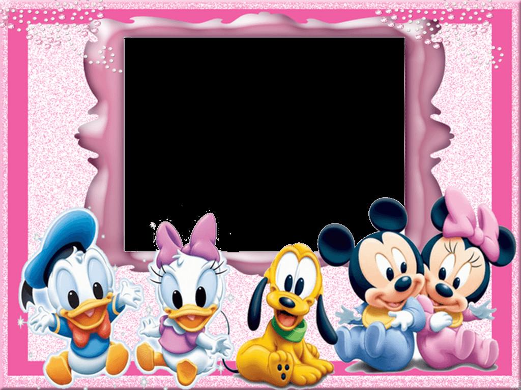 Marco de Foto Disney Bebé | Descargar Marcos