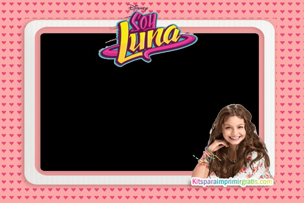 Invitación Soy Luna